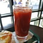 プロント - ブラッドオレンジジュース