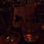 Bar ISLAY - イチローズモルト ロック ¥1200 飲みやすい♪