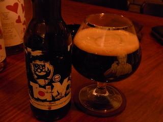 Bar ISLAY - 世界一度数の高いビール ¥2500♪ 名前忘れた★