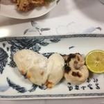 魚留 - 白子焼き