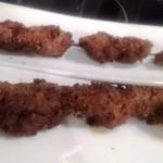 小肥羊 - ラムと牛の串焼き