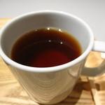 トラヤカフェ - 紅茶・ほうじ茶・珈琲などから選べます
