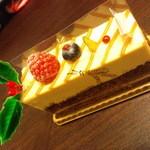 パティスリーKOSAI - キャラメルバニーユ330円(2012.12月)