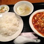 16937085 - 麻婆豆腐680円 2013年 1月