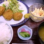 食事処そが - 蘇我らんち(日替わり) 650円