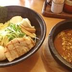 豊蔵 - つけ麺850円 魚介系