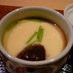 鮨 いしばし - ☆熱々の茶わん蒸し☆