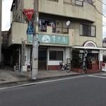 16938925 - 外観は昭和ですね
