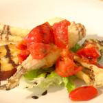 イタリア料理 リストランテ フィッシュボーン - 穴子のフリット