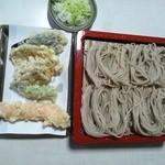大清水 - 天ぷらそば