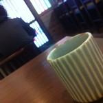 蕎麦見世のあみ - そば茶