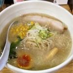 あさくら - 塩ラーメン(750円)