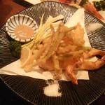 旬彩 菜菜 - てんぷら