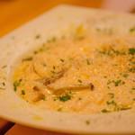 banchettare - 〆はやっぱり、チーズたっぷりのリゾットで♪