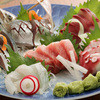 Kanae - 料理写真:刺身五種盛り合わせ