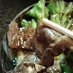 16947118 - ハラミ肉UP!!
