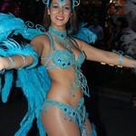 ブラジリアンレストラン コパ - 素敵なブラジル人ダンサー
