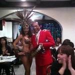 ブラジリアンレストラン コパ - 記念日はサンバ・ボサノバ
