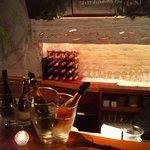 沖縄いみんちゅ - 日替わり4種のグラススパークリングワイン
