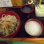 たかさと庵 - 料理写真:この店で1番辛い「しぼり」600円