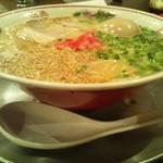 麺屋 侍 - 長浜ラーメン