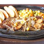 レストラン ココット - 料理写真:カントリービーフステーキ