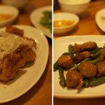 雷餃子 - 若鶏のサックリ揚げ