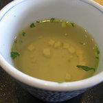 1695826 - 最初のスープ