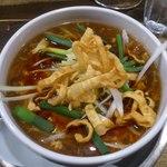 麺飯場 たんや - スーラータン麺¥760