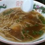 まつき食堂 - 中華スープ250円