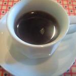 カオサン - アフターコーヒー。なんとお代わり自由
