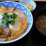 八永南部家敷 - 「カツ丼」