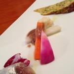 ラフォンテ - 前菜3品