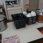 札幌市建設局下水道庁舎食堂 - セルフ!太っ腹