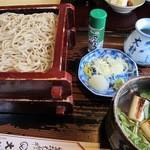 大村庵 - 料理写真:鴨せいろ ¥1,600-