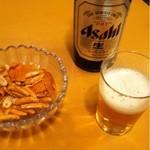 プアンタイ料理京子 - <2012/12>瓶ビール