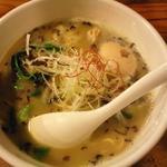 鶏の穴 - 2012年12月限定麺 Theオイスターズ