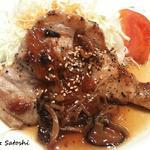 昔洋食 みつけ亭 - pork steak