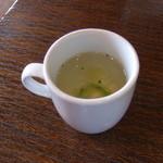 1696519 - パスタランチ(スープ)