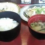 博多酒場 もつ蔵 ルシアス店 - 日替わり定食