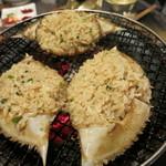 16963063 - ワタリ蟹ご飯