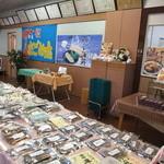 伊達本舗 - お菓子と海産物の販売コーナー