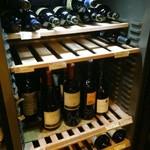 クラレット - 3台のワインセラー