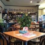 イル・デ・パン - ある日の午後の店内