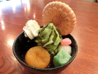 ZEN茶'fe - ZEN茶あんみつ 780円