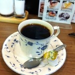 T&Kコーヒー - H.25.01.24.朝 ブレンドコーヒー280円