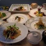 欧風懐石 勝 - 毎月変わるお料理 鼓コース