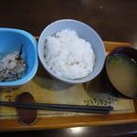 洋食の家 キャベツ - サンデーサービスセット