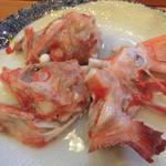 いさみ寿司 - キンキの潮汁