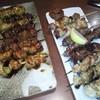 いち膳 - 料理写真:焼き鳥盛合せ